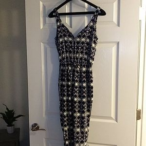 {Hollister} Sleeveless Jumpsuit